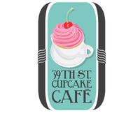 Cupcake Cafe Logo