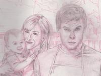 Dexter Preliminary Sketch