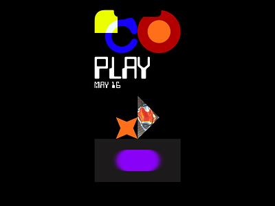 PLAY play ui ios interface contemporary clean minimalist art app