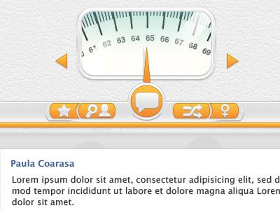 Weight app