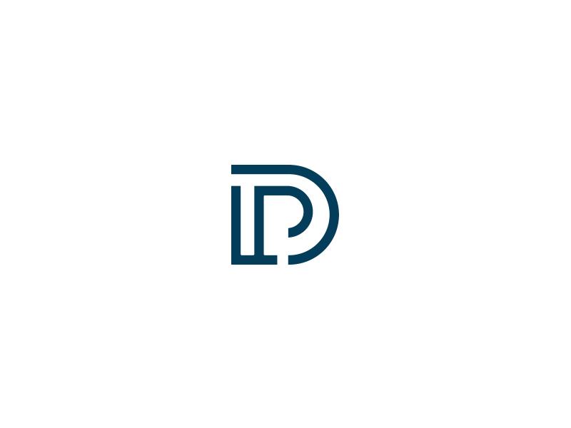 LPD monogram custom branding logo