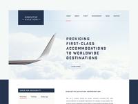 Executive Homepage