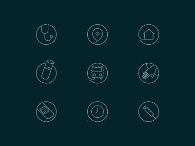 Care Center Icons v2