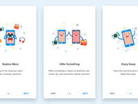 Onboarding larger