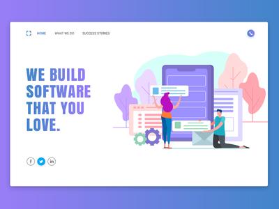 We Build Software