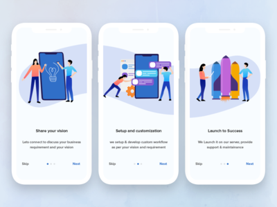 Onboarding Tour application mobileapp app mockups user interface ui deisgn ui  ux design ui null null screen illustraion welcome page welcome screen onboarding screen onboarding ui