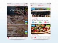 APPetite   l   Restaurants App