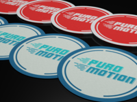 Puro Motion coasters