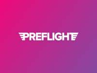 Preflight Wordmark