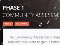 Community Assessment
