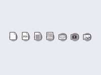 Resource File Icons