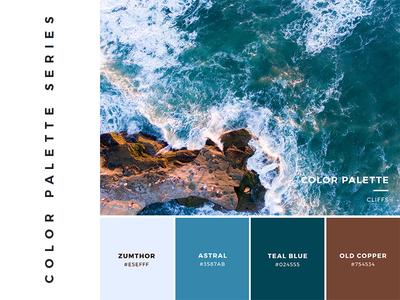 Color Palette: Cliffs