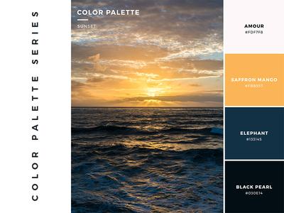 Color Palette: Sunset