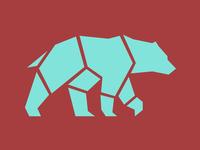 Polybear Logo Design
