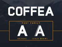 Coffea | Font Family