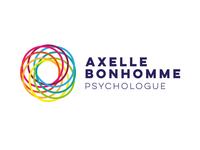 Identité visuelle Axelle Bonhomme, psychologue