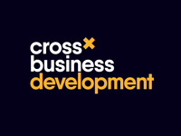 Cross-Business Development logo design