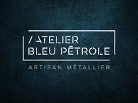 Logo Atelier Bleu Petrole