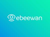 Ebeewan logo design