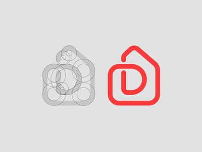 Delloway Logo logo graphicdesign vector minimal design icon art mark illustration