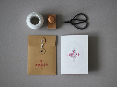 Homemade notebook and envelope stationery stamp identity illustration envelope kraft notebook paper