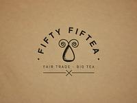 Fifty Fiftea (logo)