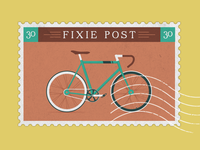 Fixie Stamp