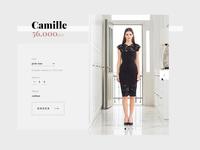 Fashion Site - Product Details