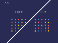 ShapeConnector Game