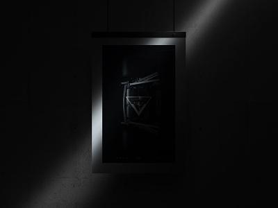 JW.S® × ALT-C — Evinetta Poster series porsche tesla ferrari alt-c ash thorp posters poster design jon way jw.s mock-up teaser automotive car series poster graphic design art direction