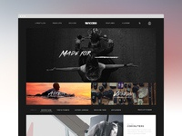 Incase homepage2