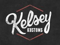 Kelsey Kustoms Logo 2