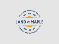 Land of Maple Badge