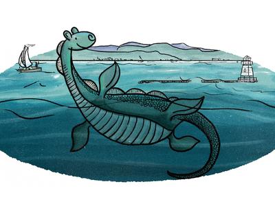 Champ, The Lake Champlain Monster
