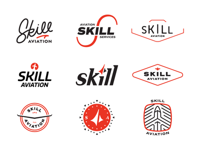 Aviation Logo Concepts