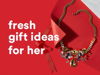 Joe Fresh Holiday Necklace