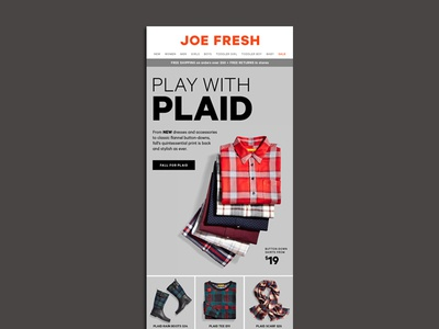 Play With Plaid