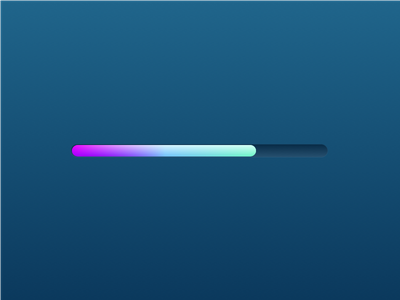 Daily UI #086 - Progress Bar dailyui progress bar progress bar user interface design ui design daily ui dailyui