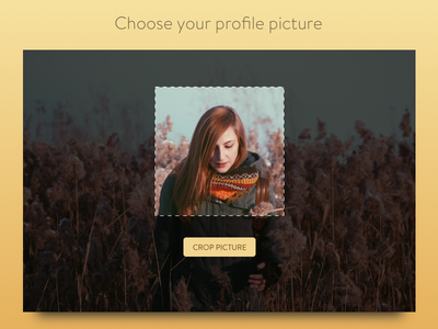 Daily UI #088 - Avatar profile customize profile picture avatar user interface design ui design daily ui dailyui