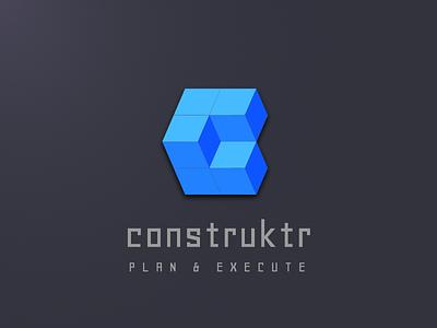 Daily Ui 005 - App Icon planning logo block app icon