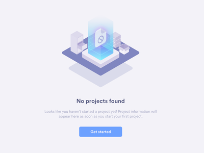 Project not found