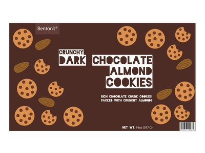 Cookie Package Redesign