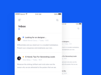 Simple Mail Client App