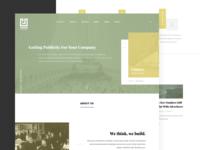 Jeyan Ulku Architecture Website