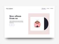 Daily UI: #009 Music Player
