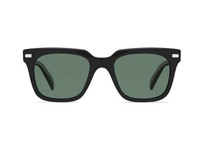 Winston sunglasses illustration fun