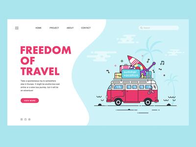 Freedom of travel