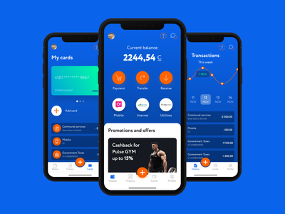 Fastpay Wallet bank app bank financial app finance mobile apps walletapp wallet uiux ui design fintech app mobile app