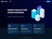 GoChain - Crypto Explorer
