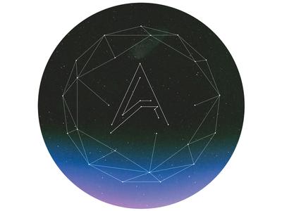 ABDZ Constellation  space photoshop vector